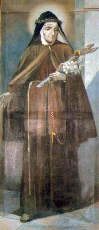 Santa Maria Francisca das Cinco Chagas1