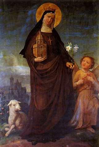 Santa Inês de Praga1