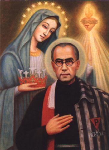 São Maximiliano Maria Kolbe2