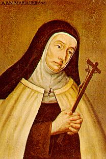 Beata Maria de Jesus López de Rivas2